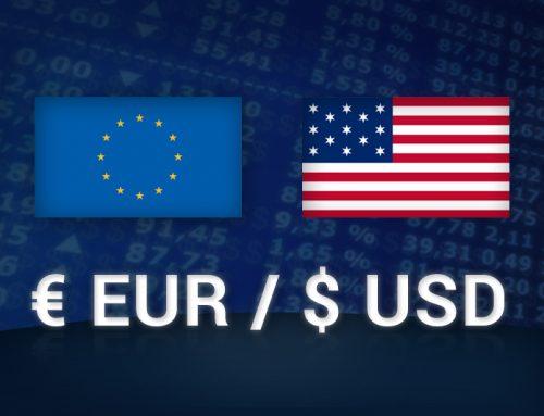PHÂN TÍCH KỸ THUẬT HÀNG TUẦN CẶP EUR/USD:  PHÁ VỠ ĐỒNG EURO???